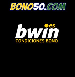 información detallada sobre las condiciones bono bwin
