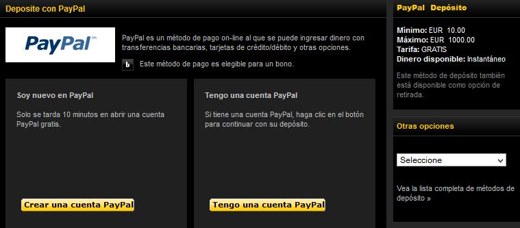 bwin paypal