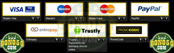 como obtener el bono de 50 euros de bwin con los metodos de pago correctos