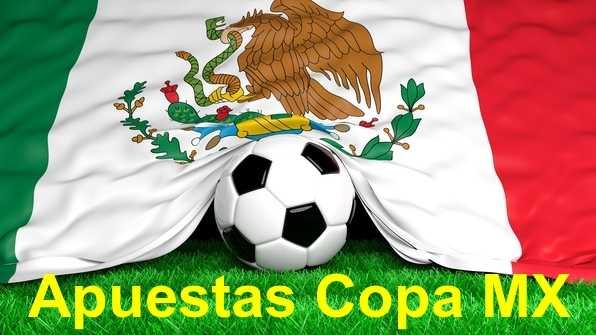 Apuestas Copa MX Fútbol Mexicano