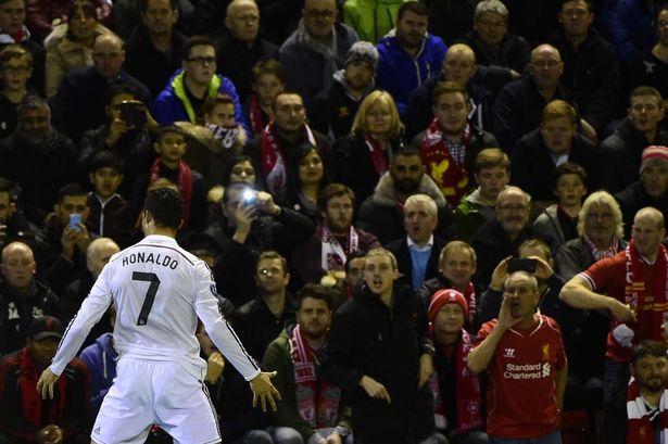Apuestas Real Madrid vs Liverpool Goleadores Cristiano Ronaldo Marca