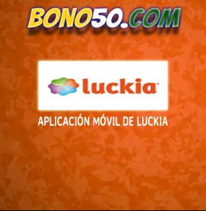 descarga la app de luckia para movil