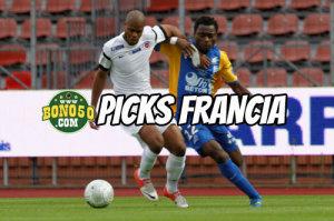 pronosticos futbol ligue 2 francia sábado 20 diciembre 2014