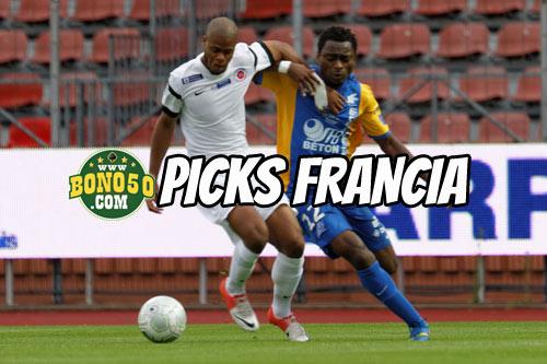 pronostico arles vs angers ligue 2 francia viernes 16 enero 2015
