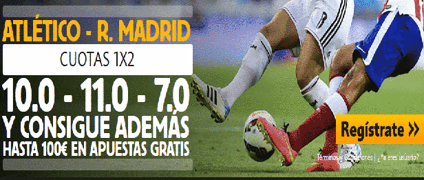 apuestas atlético madrid vs real madrid en betfair 7 enero 2015