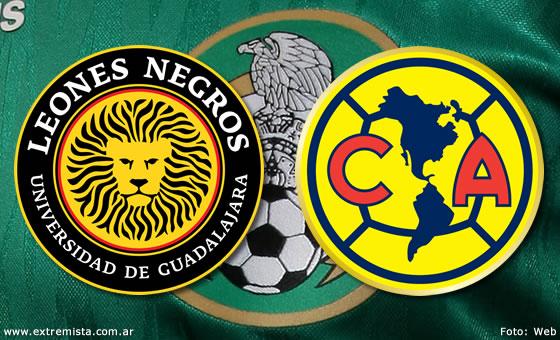 apuestas america vs leones negros hoy sabado 28 febrero 2015