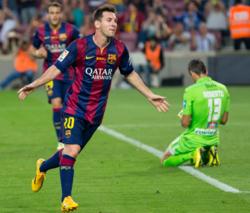 Leo Messi goleador en el Clásico 2015 Apuestas Deportivas