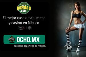 pagina de apuestas deportivas en linea para mexico ocho.com