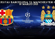 fc barcelona vs manchester city 18 marzo 2015
