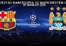 fc barcelona vs manchester city 18 marzo 2015