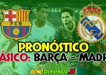 pronostico barcelona vs real madrid 22 marzo 2015