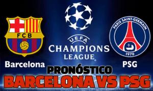 pronostico barcelona vs psg hoy 21 abril 2015 champions league