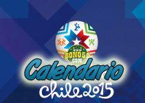 calendario partidos copa america 2015 fase grupos