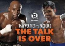 floyd mayweather vs manny pacquiao apuestas 2 mayo 2015