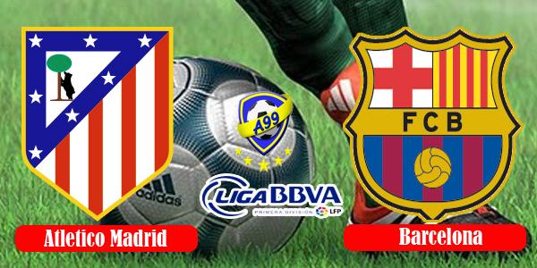 pronostico barcelona vs atlético de madrid hoy 17 mayo 2015