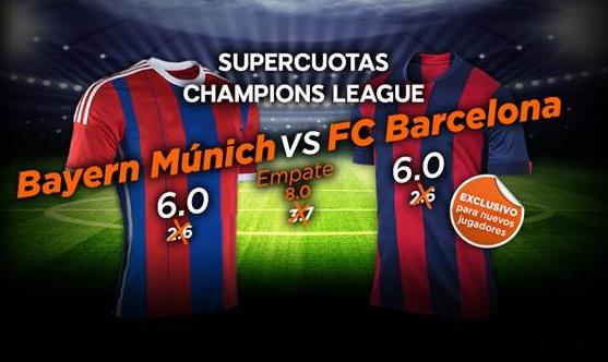 apuestas bayern munich vs barcelona 11 mayo 2015