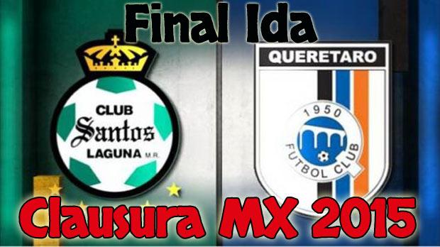 pronostico santos laguna vs queretaro hoy 28 mayo 2015 final liga mx