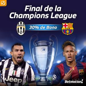 apuestas final liga de campeones barcelona vs juventus hoy 6/6/2015