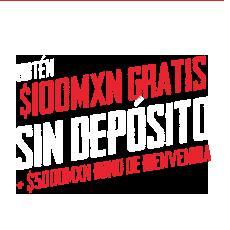caliente apuestas deportivas bono gratis 100 pesos méxico