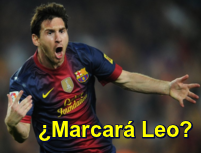 Apuestas gol Leo Messi Final Champions League 2014 2015