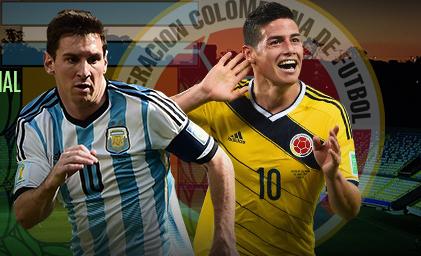 Pronóstico Copa América Argentina vs Colombia hoy viernes 26 de junio del 2015