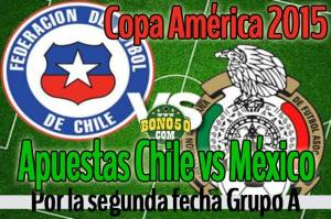 pronostico chile vs méxico apuestas copa america hoy lunes 15 junio 2015