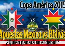 pronostico méxico vs bolivia hoy viernes 12 junio copa america 2015