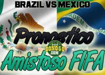 pronostico juego amistoso méxico vs brasil hoy domingo 7 junio 2015
