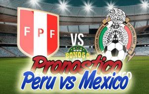 pronostico mexico vs peru hoy miercoles 6 de junio 2015 amistoso