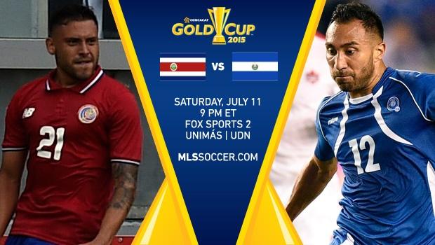 apuestas de la Copa Oro Costa Rica vs El Salvador Hoy sábado 11 julio 2015