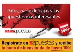 bono bienvenida marca apuestas 2015