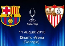 Pronostico Barcelona vs Sevilla Final Supercopa de Europa Hoy Martes 11 de agosto del 2015