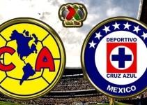 Pronóstico Cruz Azul vs América hoy 29 agosto 2015 fecha 7 liga mx