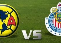 Pronóstico de apuestas deportivas América vs Chivas Hoy sábado 26 de septiembre del 2015