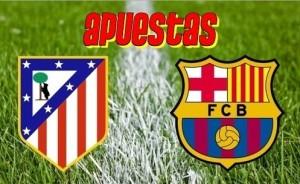 pronostico atlético de madrid vs fc barcelona hoy sábado 12 de septiembre del 2015