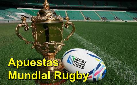 Apuestas para la semifinal Mundial de la Rugby Union 2015