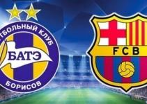 Predicción BATE vs Barcelona hoy martes 20 de octubre del 2015 champions league