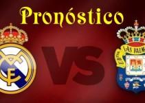 Pronóstico Real Madrid vs Las Palmas hoy sábado 31 de octubre del 2015