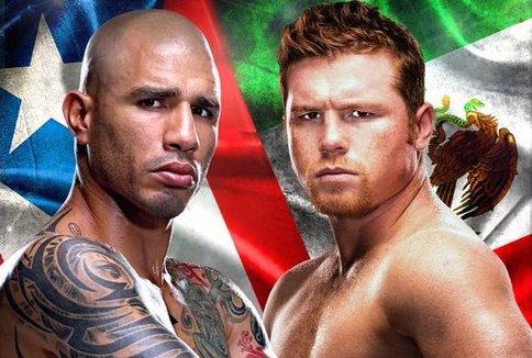 Apuestas Canelo vs Cotto 21/11/2015