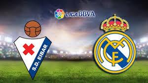 Real Madrid vs Eibar en vivo por internet hoy domingo 29 de noviembre del 2015