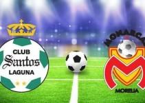 Santos Laguna vs Morelia Predicción de Apuestas Deportivas hoy viernes 6 noviembre 2015