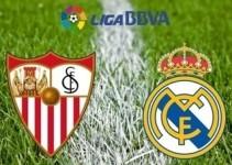 Pronóstico Sevilla vs Real Madrid hoy domingo 8 de noviembre del 2015 por la fecha 11 de la Liga Española