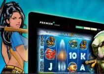Obtén el bono gratis para tragaperras online de Premiercasino