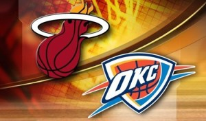 Pronóstico Oklahoma City Thunder vs Miami Heat hoy 3 diciembre 2015 NBA