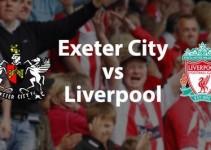 predicción exeter vs liverpool fa cup hoy 8 enero 2016