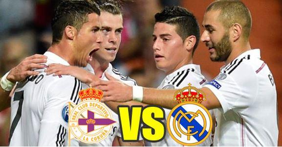 pronostico real madrid vs deportivo hoy 9 enero 2016