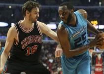 pronosticos para la NBA hoy lunes 8 de febrero del 2016 con el partido chicago bulls vs charlotte hornets