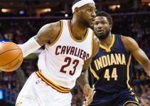 pronostico Cleveland Cavaliers vs Indiana Pacers nba hoy 1 febrero 2016