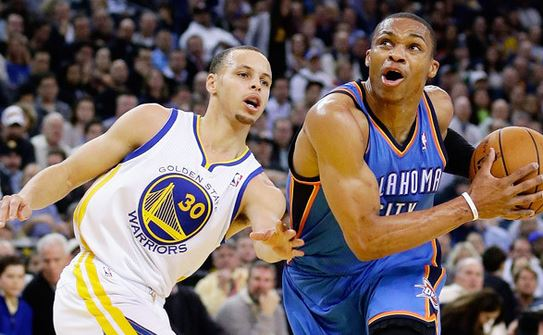 pronostico Oklahoma City Thunder vs Golden State Warriors nba