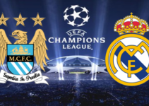 Manchester City vs Real Madrid 26 Abril 2016